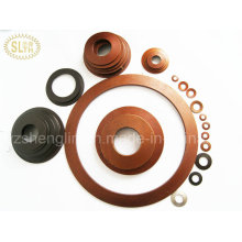 Disc Spring of Different Materials