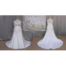 Breathtaking Plus Size Wedding Dresses Beaded