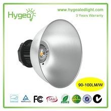 UL CE RoHS SAA Listed linéaire 180w haute baie éclairage intérieur usine entrepôt industriel conduit haute baie lumière avec boîtier en aluminium