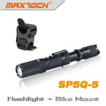 Maxtoch SP5Q-5 CREE Q5 lampe de poche Led avec Clip
