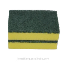 JML Hot Sales Pot Reiniger Schaum Schwamm / Schwamm Scheuerschwamm Schrubber für Küche