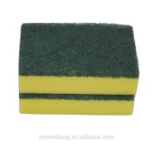 JML Hot Sales Pot Limpiador Esponja de Espuma / esponja limpiadora de almohadillas para cocina