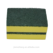 JML Hot Sales Pot Cleaner Foam Sponge /sponge scouring pad scrubber for kitchen