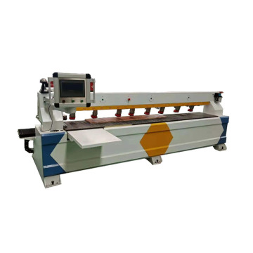 Perforadora CNC de orificio lateral horizontal