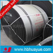 Núcleo inteiro, desgaste resistente, retardador de fogo PVC / Pvg correia transportadora