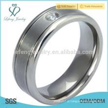 Vintage jóias de prata anel da jóia, o mais recente titânio anel design para meninas