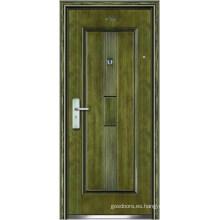 Puerta de acero de seguridad (JC-049)