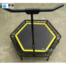 Student Use Best Quality Trampoline for Jumping