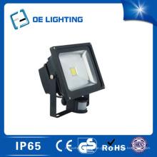 Certificado qualidade 30W luz de inundação com Sensor