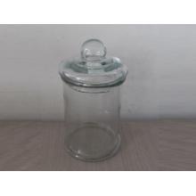 Frasco de vidro da vela (A-1019) para o uso diário