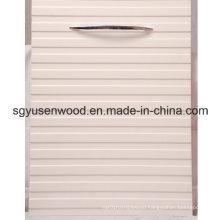 PVC Melamine UV Kitchen Cabinet Door for Kitchen