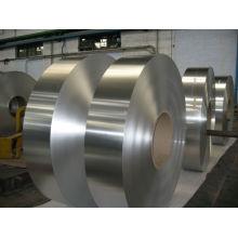 Bande en aluminium avec bord rond pour transformateur, ruban en aluminium