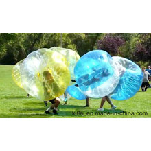 2016 Top Quality Amazing 100% 1.0mm PVC/TPU Soccer Bubble, Recreational Soccer, Inflatable Bubble Ball