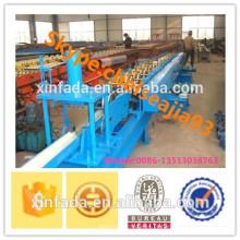 Aço Gutter água Roll formando máquina / Gutter Perfil Roll formando máquina