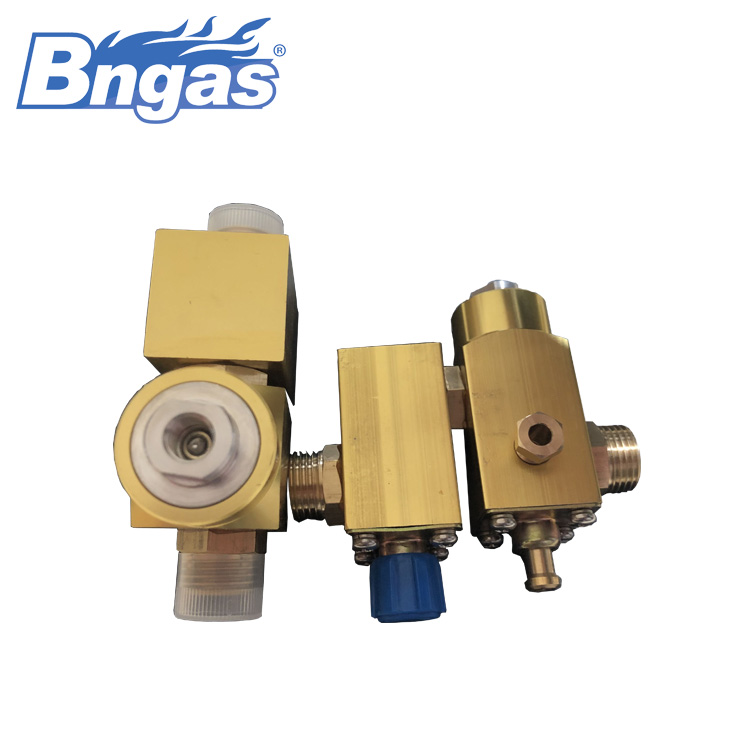 Commercial Gas Valve