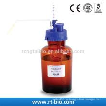 RONGTAI Dispensador de Inyección de Vidrio Ajustable vidrio ámbar 1-10ml