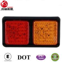 Ltl05 E-MARK DOT Stop/Tail/Rev LED Tail Light for Truck Trailer