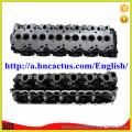 Tête de cylindre automatique 1HD-T pour Toyota Engine 11101-17040 / 11101-17020 4.2td L6 V12