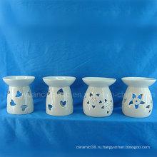 Ароматерапия Эфирное масло копченая благовония Горелка изготовлена из керамики (домашняя отделка)