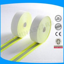 high quality 100% aramid fire retardant reflective tape from China