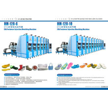 EVA Footwear Injection Mouding Machine