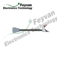 Servo Cable Assembly for MITSUBISHI System Servo Motors