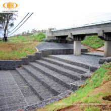Widely used 3x1x1m gabion wire mesh price