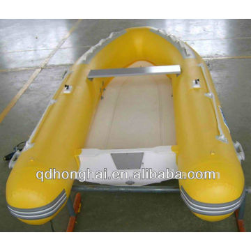 CHINA fiberglass inflatable speed yacht