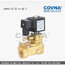 Voltaje COVNA HKXF 24 o fuego 220v Electroválvula de control con interruptor de manija