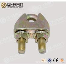 Clip de cuerda de alambre de acero DIN1142 del aparejo