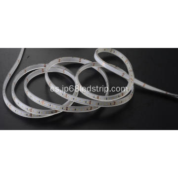 Todo en uno SMD3014 10w 4000K transparente Ligh Strip Led