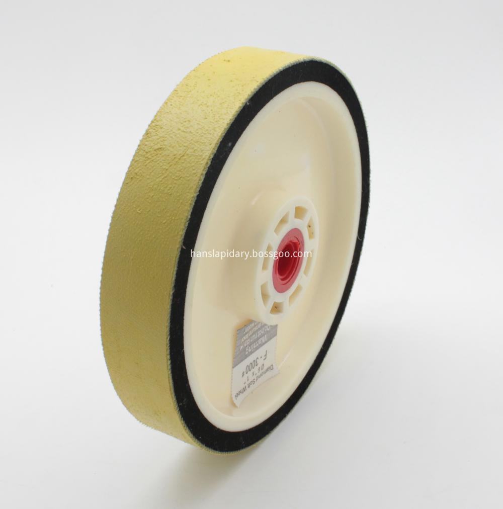 3000Grit Lapidary Soft Wheel