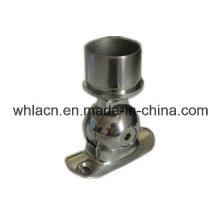 Support de main courante d'escalier d'acier inoxydable pour des garnitures en verre (50.8mm)