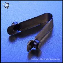 Custom button clip