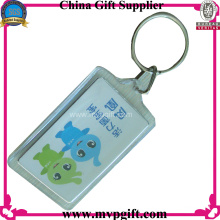 Plastic Keyring with Competitive Price