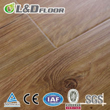 Best sale CE laminated flooring for commercial and residencial use