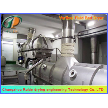Vibrating fluidized bed dryers of boric acid