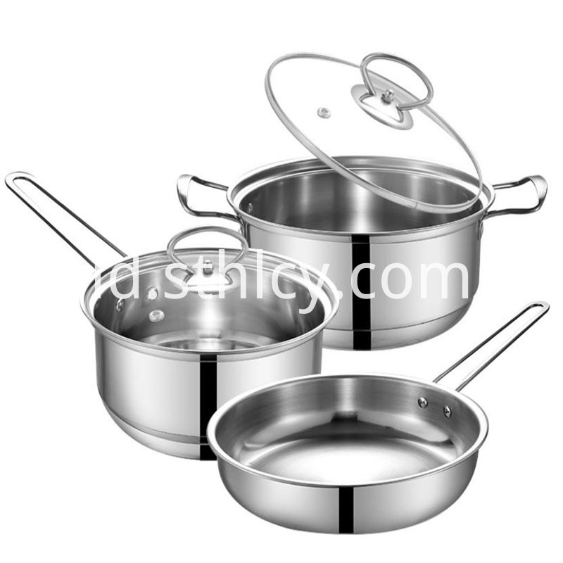 Stainless Steel Cookware Sets Made In Usa