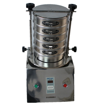Test Sieve Laboratory Vibrating Shaking Machine