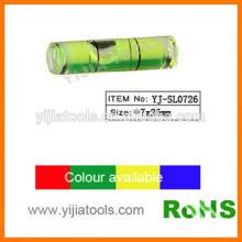 Pequeno nível de bolha mini com ROHS padrão YJ-SL0726