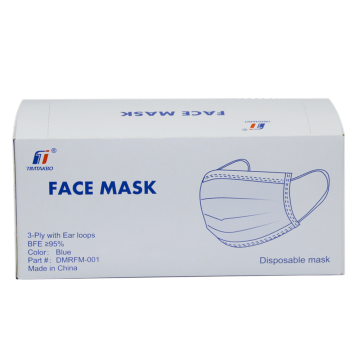 Masque facial respirant 3 couches