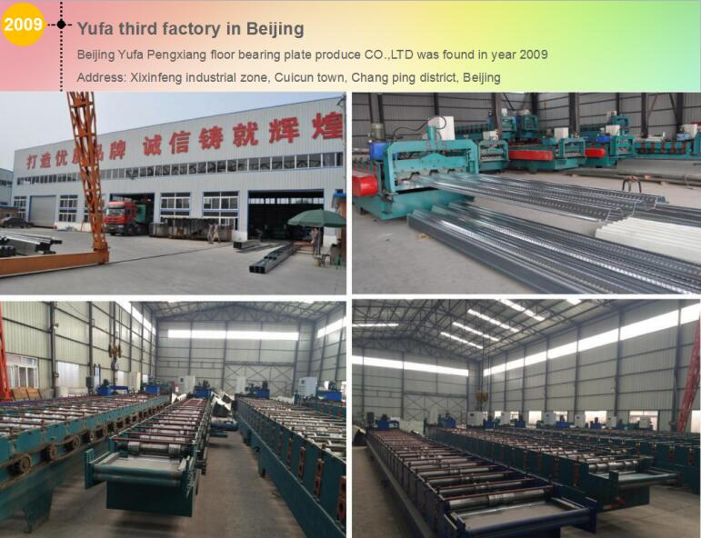 YUFA roll forming machine 3