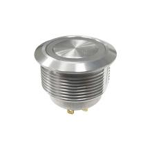 Interruptores tipo botão de pressão IP67 à prova d'água com novo design