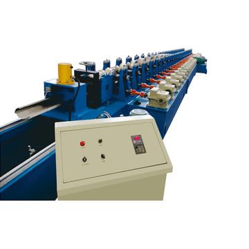 Máquina formadora de rolo de moldura de porta para sistema de direção de caixa de engrenagens
