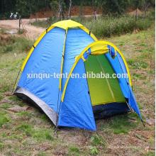 2-3 человек открытый кемпинг палатки один слой