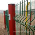 4.5mm ~ 5.0mm Qualität 3D gebogener Draht-Ineinander greifen-Zaun