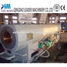 Nuevo diseño PVC Pipe Making Machine