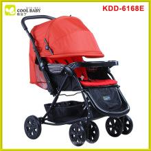 Hot novos produtos carrinho de bebê popular com berço de transporte