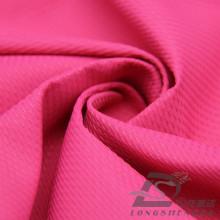 Wasser & Wind-resistent Outdoor Sportswear Daunenjacke Gewebte Bambusgelenk punktierte Jacquard 100% Polyester Pongee Stoff (E070)