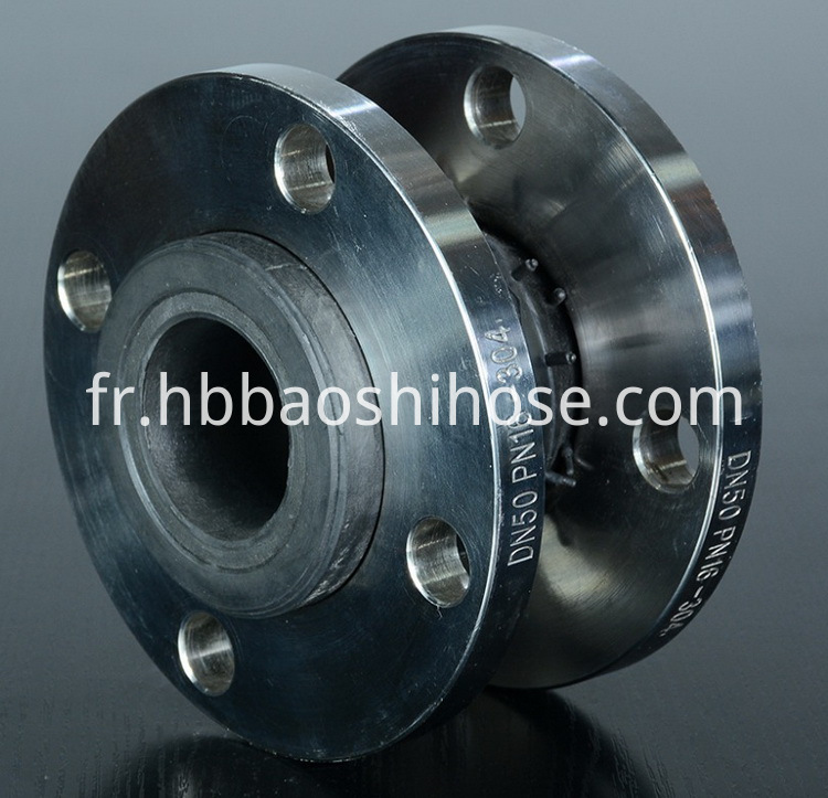 Flanged Flexible Rubber Fitting